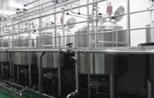 Pharma Formulation Tanks for Fat Emulsion Intravenous