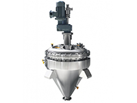 Conical Screw Vacuum Dryer