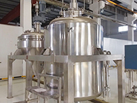 Stainless Steel Tanks, Vessels and Reactors